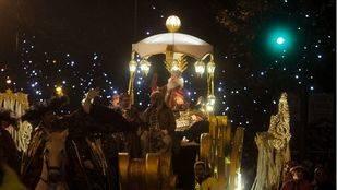 Cómo moverse en la Cabalgata de Reyes