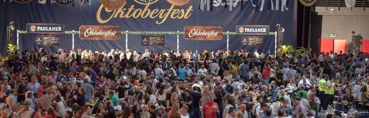 El Oktoberfest se renueva: dobla el número de días, será gratis y se traslada al Palacio de Vistalegre