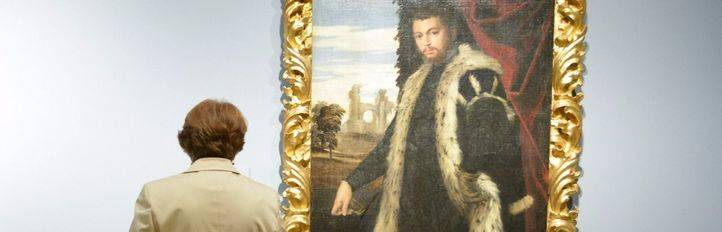 Presentación de la exposición 'El Renacimiento en Venecia. Triunfo de la belleza y destrucción de la pintura', dedicada al arte veneciano del siglo XVI.