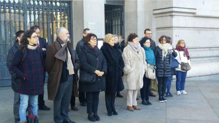 Tres días de luto oficial por el primer caso de violencia machista del año