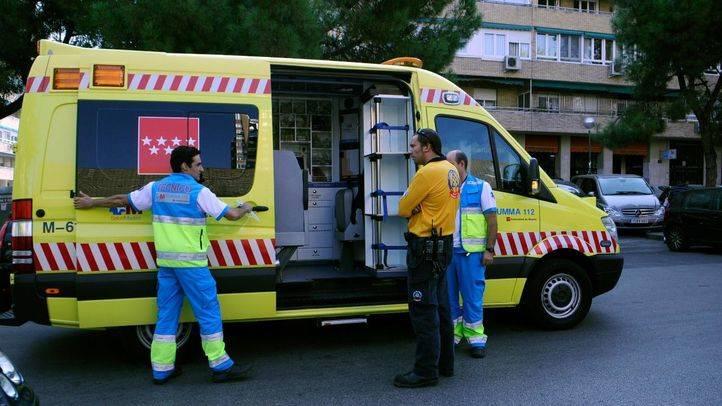 Herido grave un hombre de 64 años tras caer de 5 metros cuando arreglaba una farola