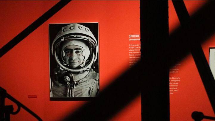 Exposición retrospectiva de la obra del fotógrafo Joan Fontcuberta en la sala Canal en Santa Engracia.