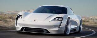Los trabajadores de Porsche se implican en la producción Mission E