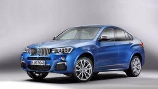 BMW X4 M40i, el quinto elemento más deportivo