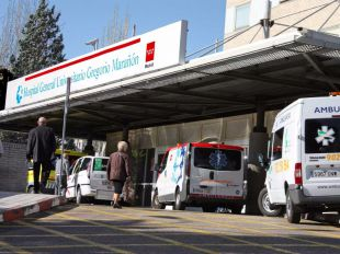 Urgencias del Hospital Gregorio Marañón