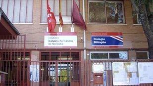 Los alumnos del colegio Fernández de Córdoba se trasladarán por obras en el centro