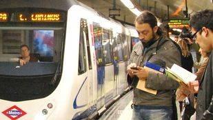 11.600 personas se presentan al examen para conductor de Metro