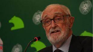 Ahora Madrid pide denominar José Luis Sampedro a una calle 'franquista'