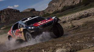 Con seis etapas disputadas, Peugeot domina el Dakar
