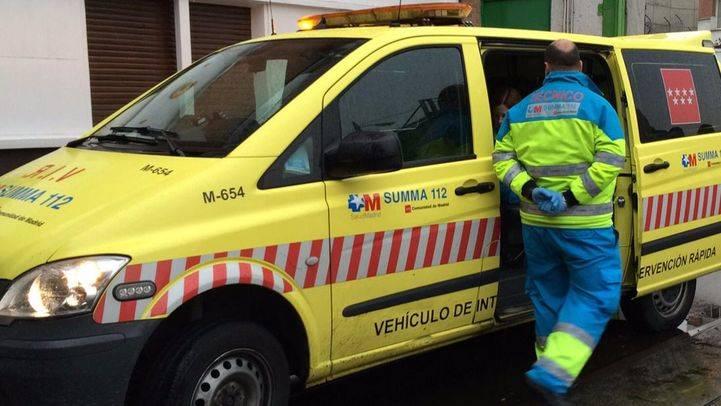 Ambulancia Summa 112 (archivo).
