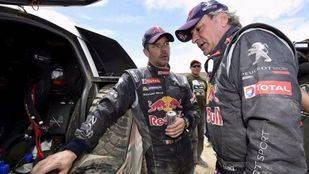Victoria de Carlos Sainz y nueva víctima en el Dakar