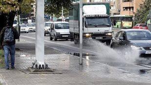 El Ayuntamiento reforzará las medidas de gestión del tráfico por las lluvias