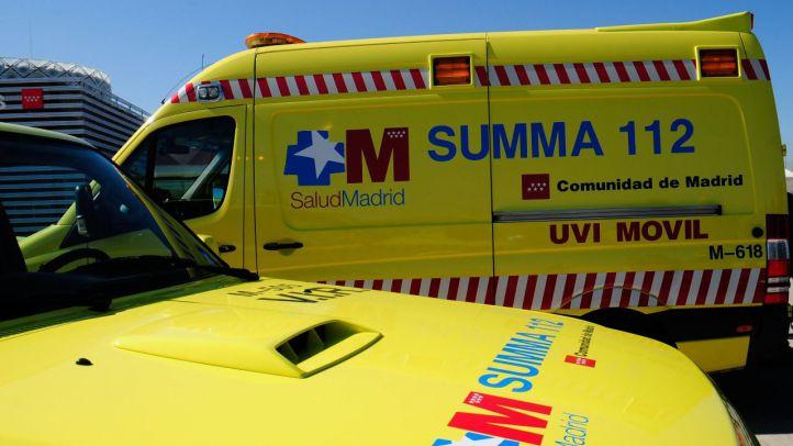 Hospitalizadas cuatro personas en Alcalá de Henares tras sufrir una intoxicación en su vivienda