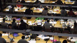 Once bibliotecas regionales amplían su horario de cara a los exámenes de febrero