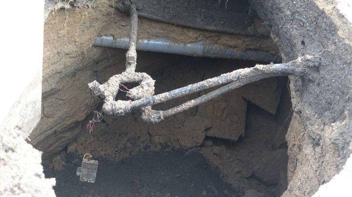 El Ayuntamiento de Navalcarnero detecta fugas de agua en las cuevas artificiales