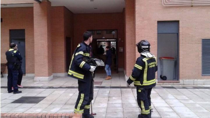 Mueren un hombre y tres animales por el humo de un incendio en una vivienda de San Blas