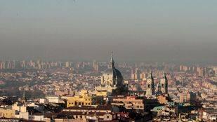 2015 fue el peor año para la contaminación en Madrid desde 2011