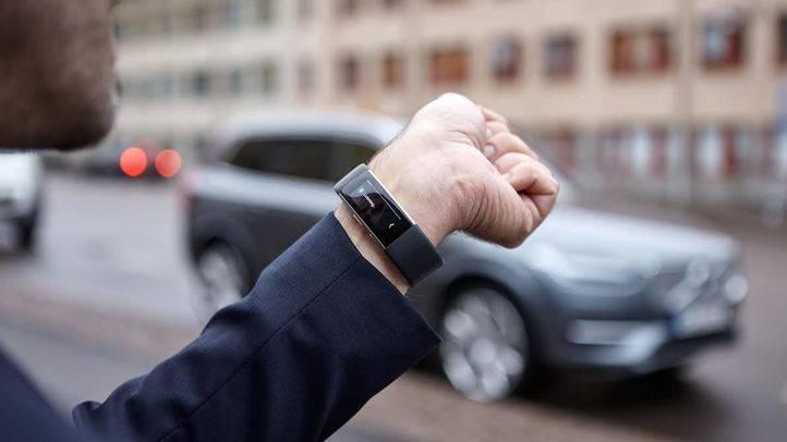 Microsoft Band 2 para Volvo