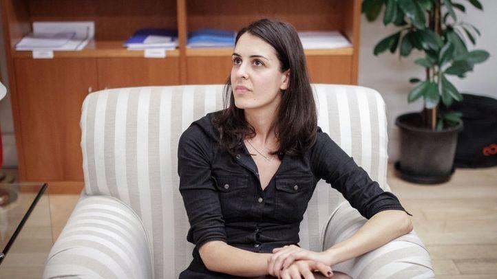 Rita Maestre, durante una entrevista con Madridiario (archivo)