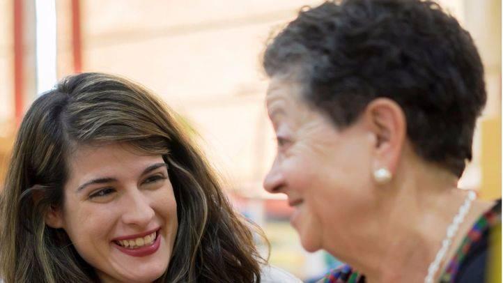 ILUNION presta el servicio de apoyo social y de terapia ocupacional para personas mayores en Moncloa