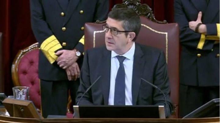Patxi López, elegido presidente del Congreso con los votos de PSOE y Ciudadanos