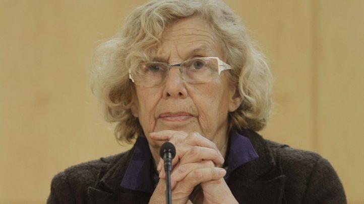 Manuela Carmena (archivo)