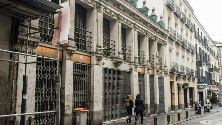 Edificio de Chueca donde se ubicaba el 'pub' Santa Bárbara (archivo).