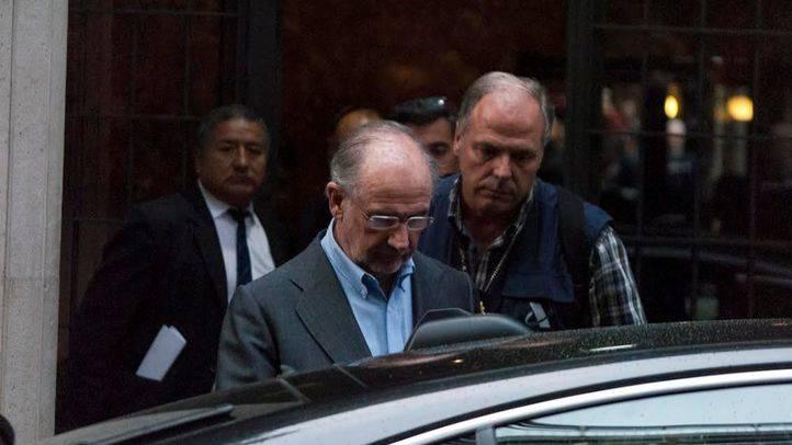 Anticorrupción pide cuatro años y medio de cárcel para Rato y seis para Blesa por las 'tarjetas black'