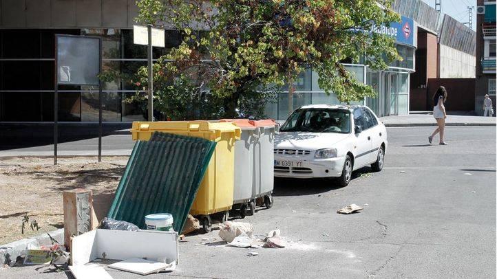 Los distritos del sur, los más perjudicados por los contratos de limpieza