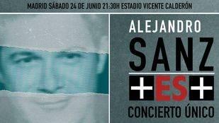 Los 19 músicos del esperado 'Más es más' de Alejandro Sanz vestirán de El Corte Inglés