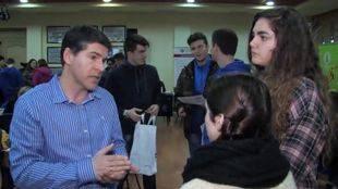 Jornada de Orientación Universitaria de Casvi