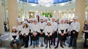 Los pequeños de la casa cocinarán platos saludables en el Westin Palace