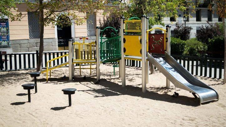 Moratalaz tendrá el primer parque público de Madrid adaptado para niños con discapacidad