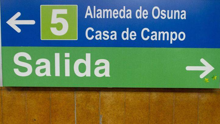 El cierre de la línea 5 de Metro tendrá un coste de un millón de euros al día