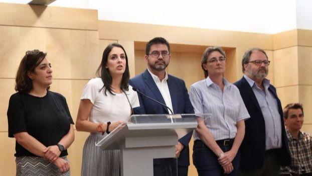 Rueda de prensa para explicar la posición del Ayuntamiento de Madrid sobre la investigación por malversación y prevaricación a Carlos Sánchez Mato y Celia Mayer por el caso del Madrid Open de tenis.