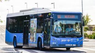El Servicio Especial de autobuses a Valdebebas se convierte en línea regular