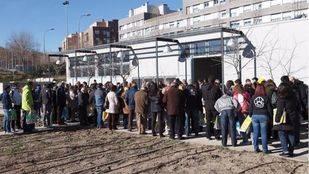San Sebastián de los Reyes entrega los huertos urbanos a vecinos y tres asociaciones