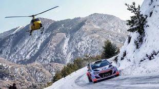El Rallye de Montecarlo abre el mundial 2016