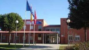 Colegio Gloria Fuertes en Getafe