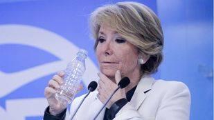 Esperanza Aguirre tendrá que comparecer en la comisión sobre corrupción política