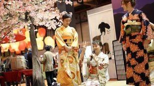 Feria de turismo Fitur 2014. Stand de Japón