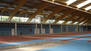 La pista de atletismo de Gallur abrirá en marzo