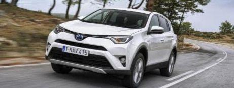 Toyota RAV4 Hybrid
