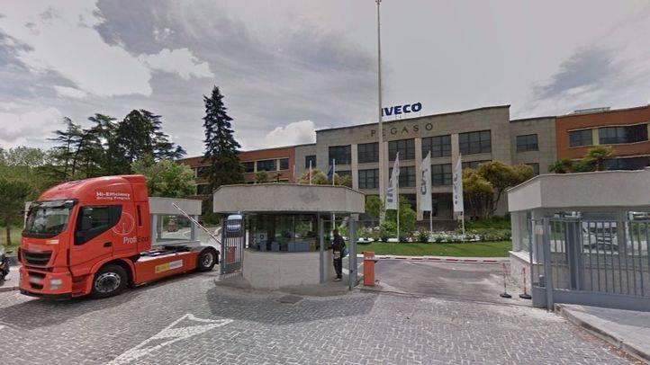 Fábrica de IVECO en San Fernando de Henares