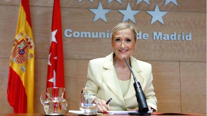 Cifuentes continúa sin desvelar si se presentará a la presidencia del PP madrileño