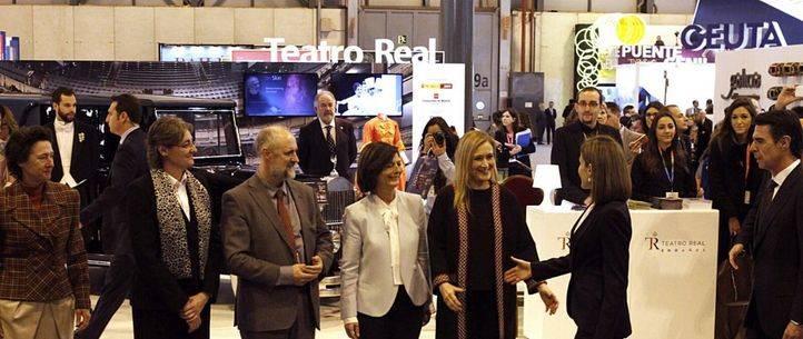 Ayuntamiento y Comunidad se unen en Fitur para promocionar la oferta turística en Madrid