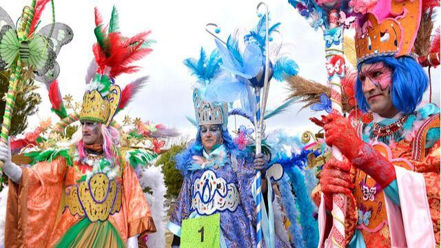 El Carnaval de Madrid se traslada a Tetuán