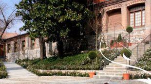 Jardines de la Real Fábrica de Tapices