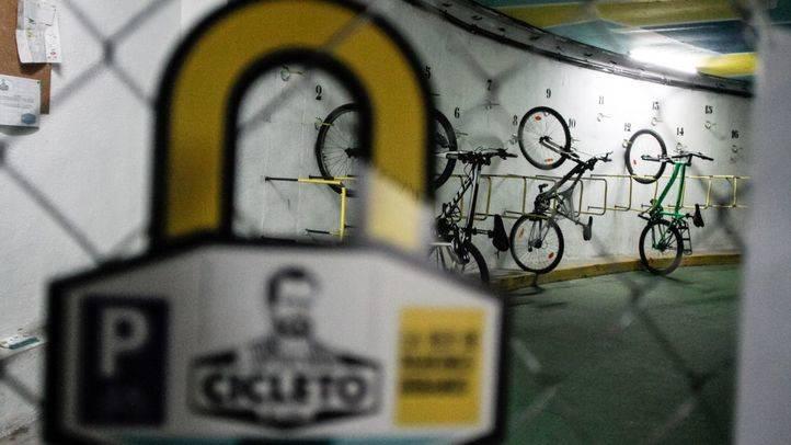 ¿Quiere probar un mes gratis los aparcamientos para bicis de Don Cicleto?