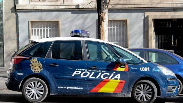 Dos detenidos por robos con armas blancas y de fuego en bares, estancos y casas de apuestas